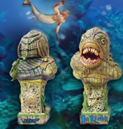 The Sea Keeper Bust